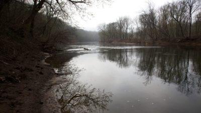 ЧП с туристами в Кузбассе: на реке перевернулся катамаран