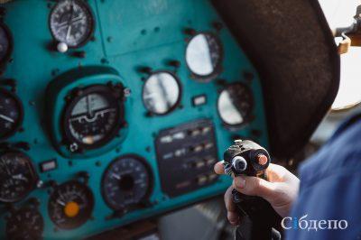 «Что это было?»: кемеровчан испугал вертолёт с десантниками