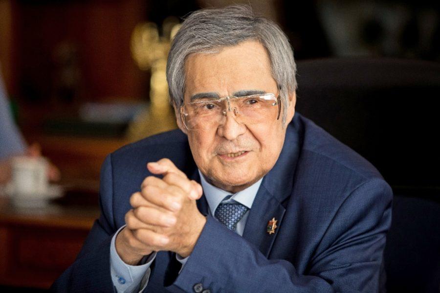 Аман Тулеев: трагедия в «Зимней вишне» сильно подкосила здоровье