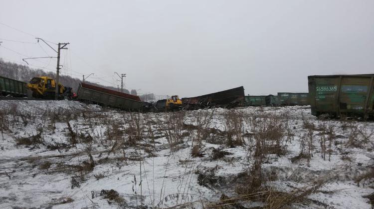 Как наказали виновных в серьёзной аварии на железной дороге в Кузбассе