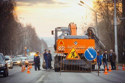 Мэрия Кемерова объявила конкурс на строительство дорог