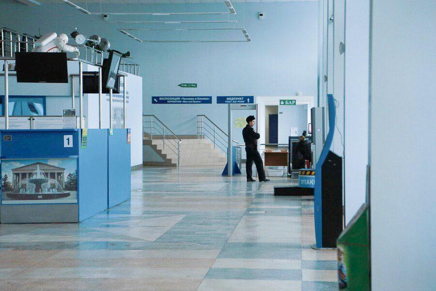 Кемеровский аэропорт сэкономил миллион на обследовании взлётно-посадочной полосы