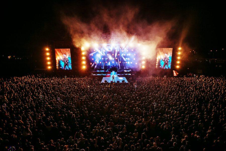 Легенды рока, Сафроновы и Фоменко: в Кемерове пройдёт масштабный фестиваль