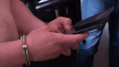 Кузбасская полиция поймала разом троих телефонных мошенников