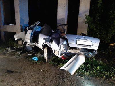 Опубликованы новые фото страшного смертельного ДТП в Кемерове