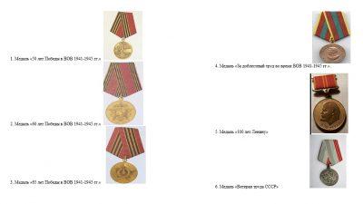 Кузбассовцев за вознаграждение просят помочь найти ценные медали