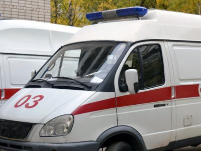 В Кузбассе мальчик попал в реанимацию прямо с детской площадки