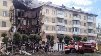 Виновные в обрушении дома в Междереченске и гибели двух людей получили наказание