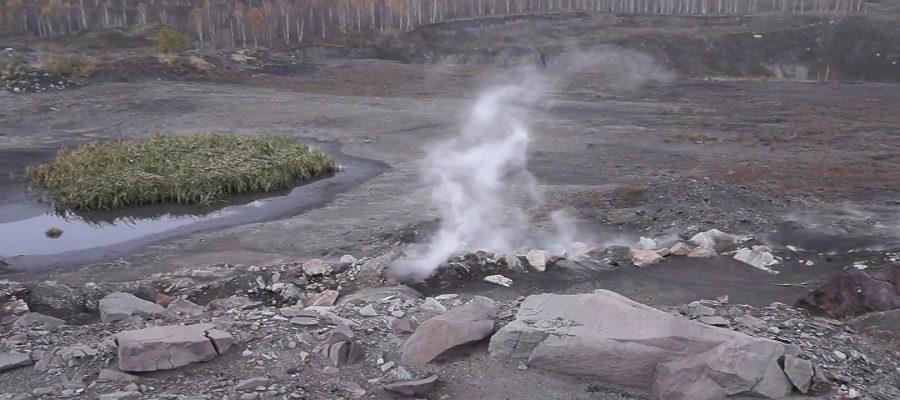 Жителей кузбасского города, где горит подземный пожар, будут расселять