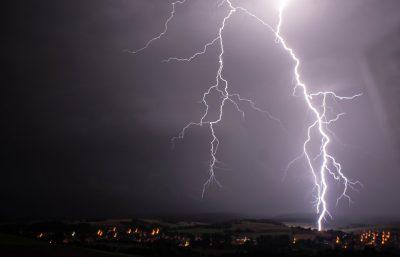 В Кемерове молния убила мужчину