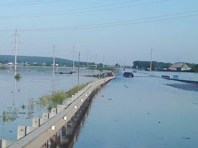 ГИБДД Кузбасса: движение на трассе Р-255 «Сибирь» ограничили