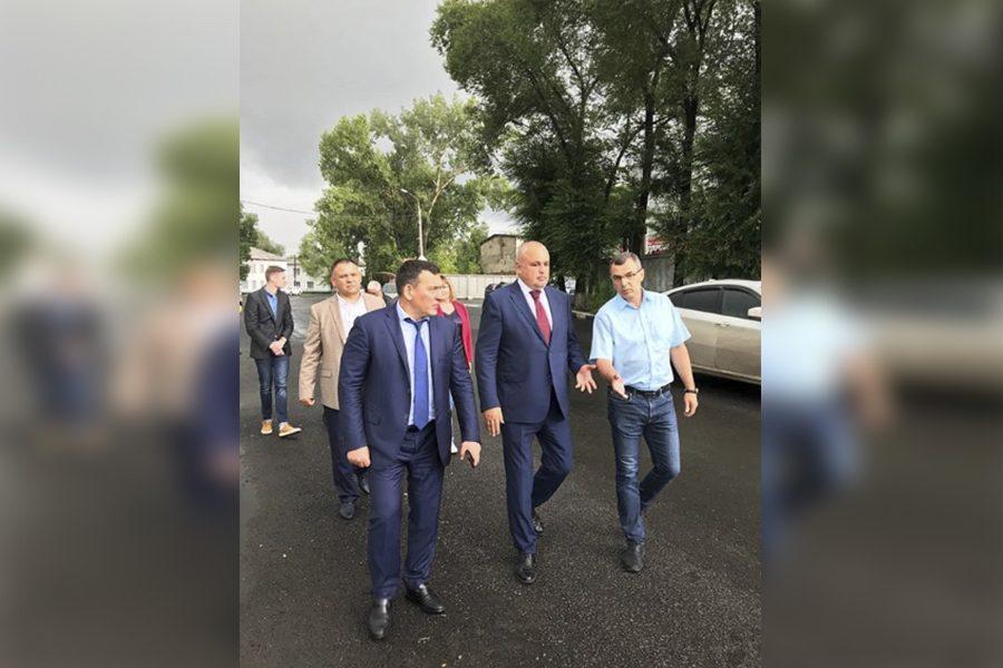 В Новокузнецке подрядчика заставят ремонтировать дороги за свой счёт