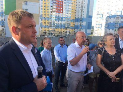 Мэр Кемерова назвал точную дату, когда в городе достроят детский сад с бассейном