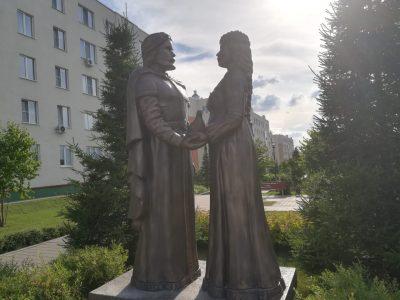Спасибо, что не Варвара: РПЦ открыла в Кемерове новый арт-объект
