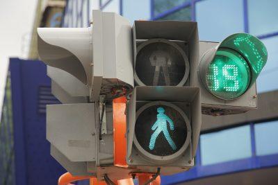 Когда в Кемерове установят 8 новых светофоров за 11 млн рублей