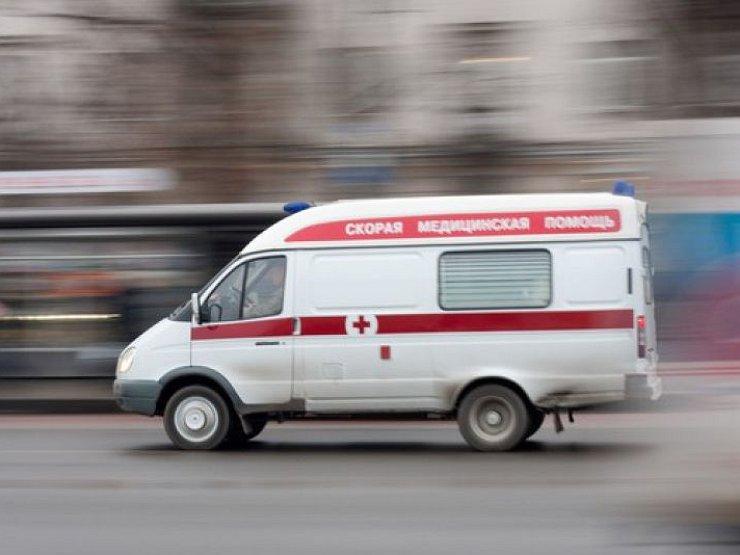 Жительницу Кузбасса сбил автобус