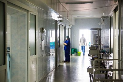Кемеровскую больницу оштрафовали за антисанитарию
