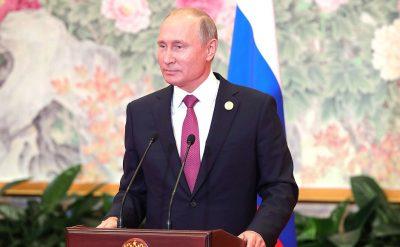 Владимир Путин поздравил жителей Кузбасса с Днём шахтёра