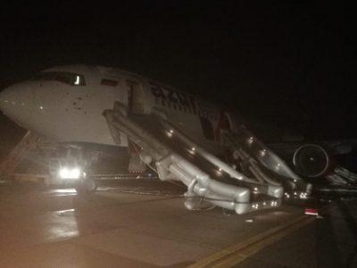 Самолёт из Вьетнама чуть не разбился в Сибири