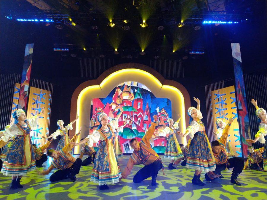 Кузбасские танцоры стали участниками ТВ-шоу