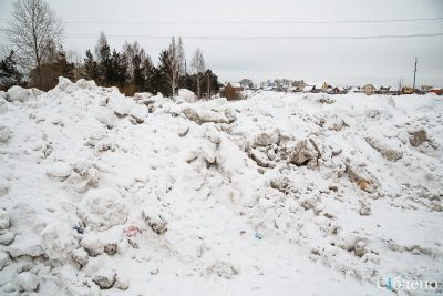 Компания из Кипра получит миллионы за уборку снега в кемеровском аэропорту