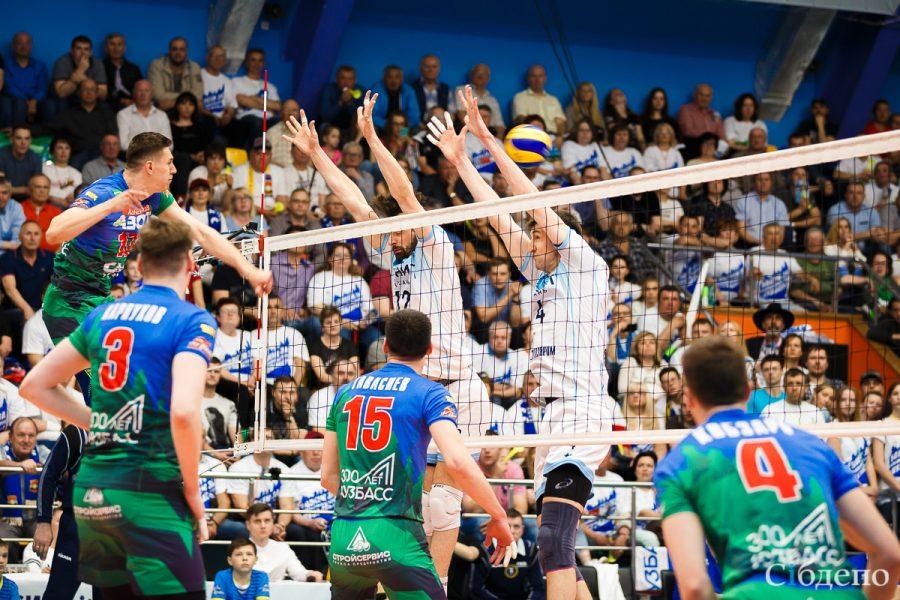 «Нас красит не форма, а результаты»: чего ждать от ВК «Кузбасс» в этом сезоне?