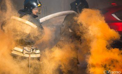 Видео: кузбасские пожарные записали рэп