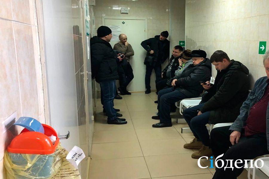 Кузбасские автомобилисты массово побежали в больницы: у водителей паника