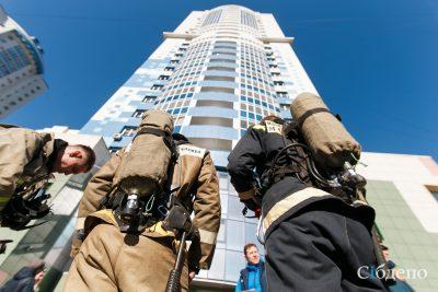 Жители кузбасских многоэтажек подверглись опасности