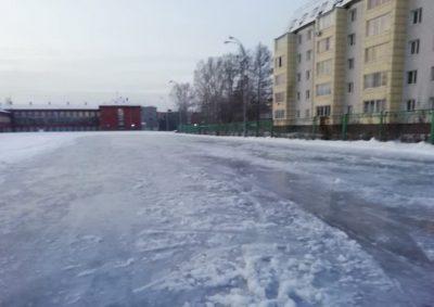 В Кемерове появится 400-метровая конькобежная дорожка