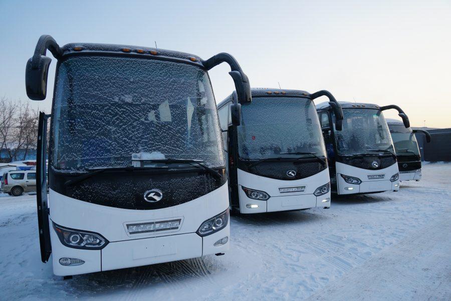 «Кузбассразрезуголь» повышает комфортабельность пассажирских перевозок
