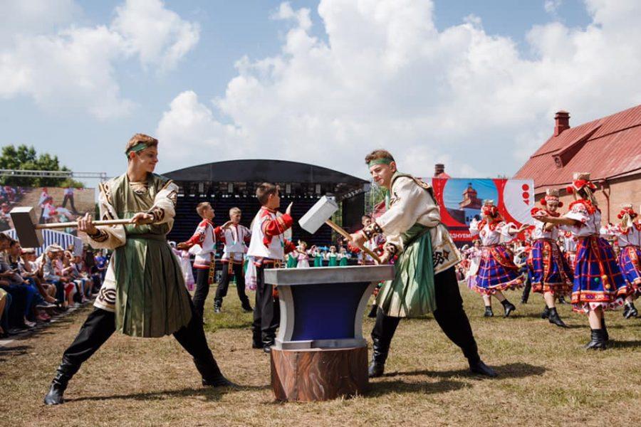 Праздники Кузбасса вошли в список лучших туристических событий России