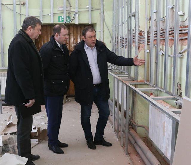 Илья Середюк рассказал, как изменится кемеровская школа