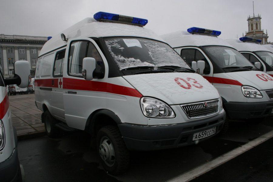 Авария со скорой помощью в Новокузнецке: подробности от правоохранителей