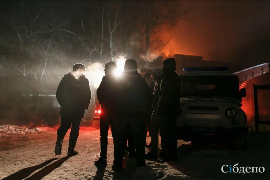 Кузбассовец пожарил шашлык на семь миллионов