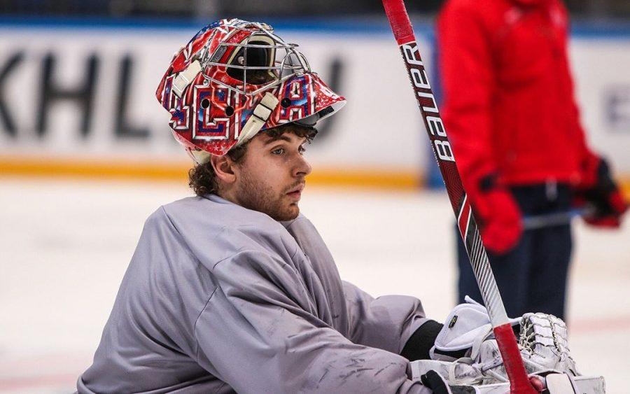 Вратарь НХЛ пожертвовал междуреченской больнице 2 миллиона рублей