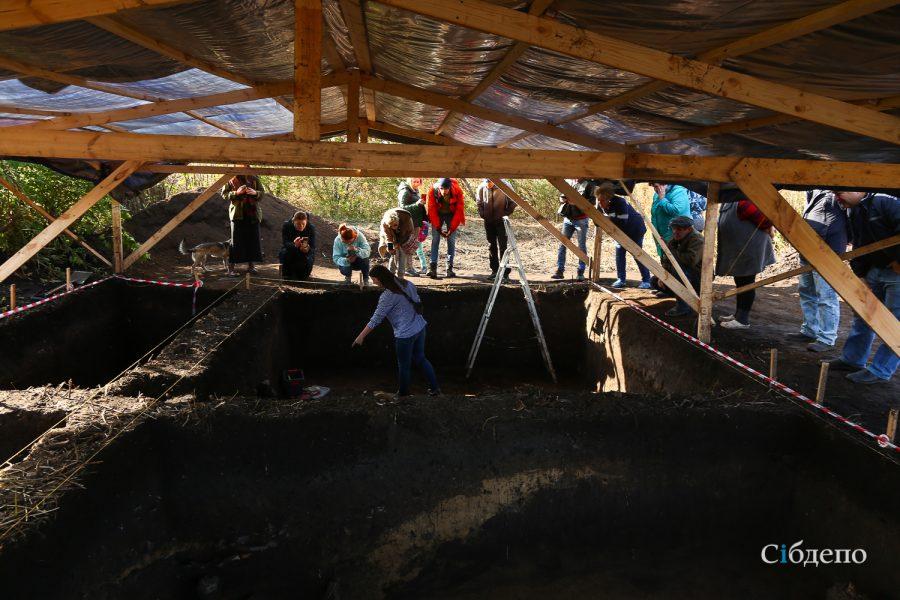 «Мусорка – это всегда находка»: что ищут кемеровские археологи
