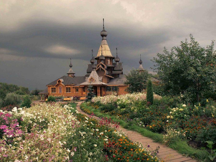 Фото: кузбасский барак, который стал шедевром русского деревянного зодчества