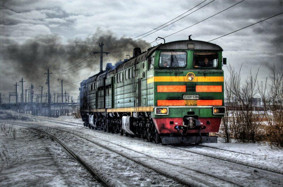 На топкинской железной дороге погиб человек